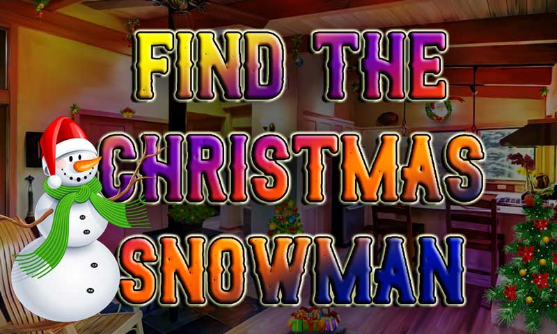Find The Christmas Snowman