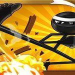 Beat Ninja Smash Game 2D