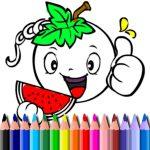 BTS Vegy Coloring Book