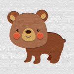 Cartoon Bear Puzzle