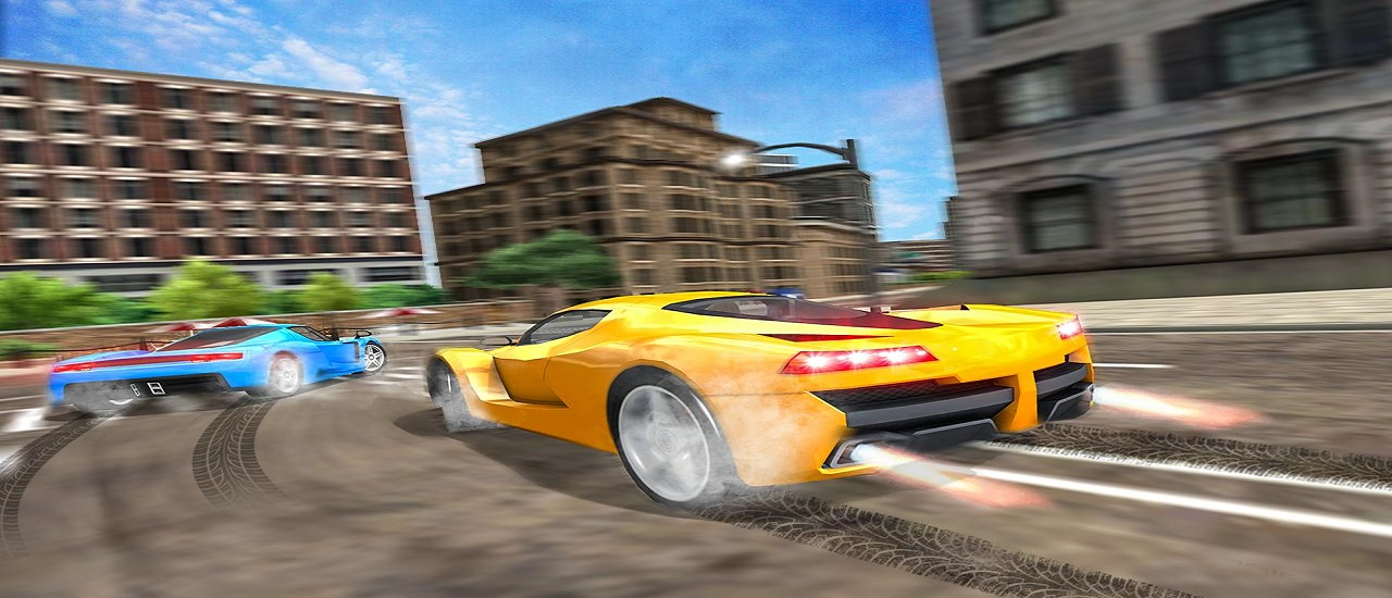 City Car Racing Simulator 3D