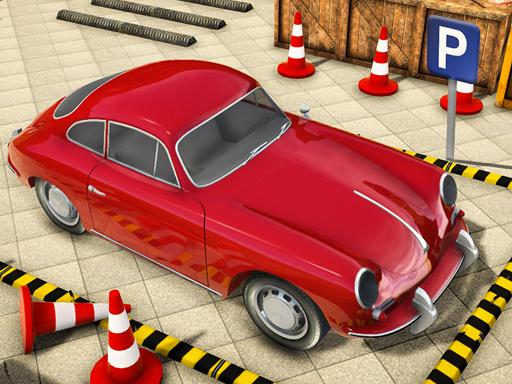 Classic Car Parking Driving School