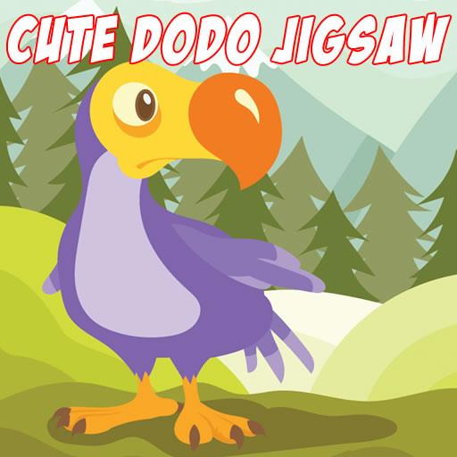 Cute Dodo Jigsaw