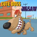 Cute Dogs Jigsaw