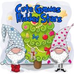 Cute Gnomes Hidden Stars
