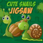 Cute Snails Jigsaw