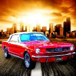 Daily Mustang Jigsaw