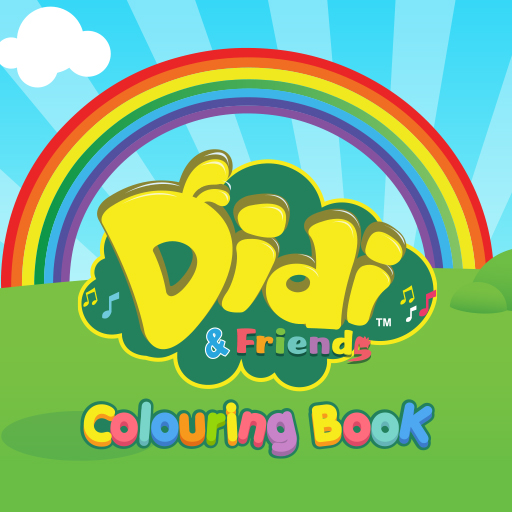 Didi & Friends Coloring Book