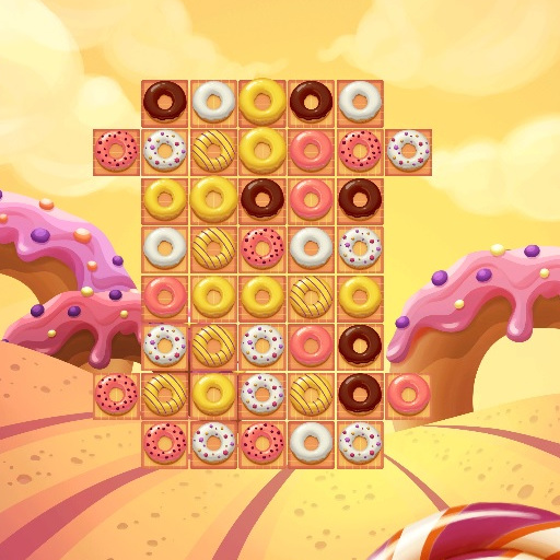 Donuts Match 3