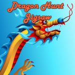Dragon Hunt Jigsaw