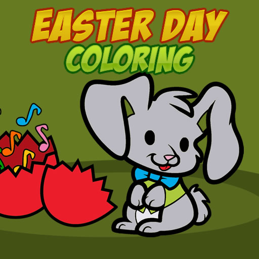 Easter Day Coloring