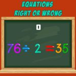 Equations Right or Wrong