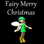Fairy Merry Christmas