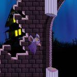 Flappy Cave Bat