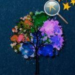 Forest Hidden Stars