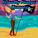 Friendly Pirates Memory