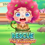Funny Rescue Zookeeper