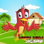Happy Birds Jigsaw