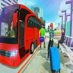Heavy City Coach Bus Simulator Game 2k20