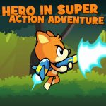 Hero In Super Action Adventure
