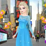 Ice Princess In NYC