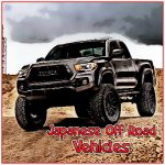 Japanese Off Road Vehicles