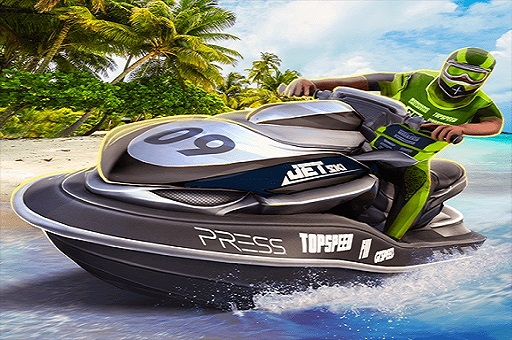 Jet Ski Racing Games: Water Boat mania