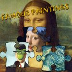 Jigsaw Puzzle: Famous Paintings