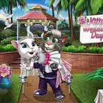Kitty Wedding Day