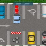 Low Polly Car Parking 2D