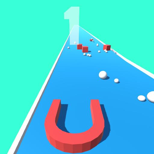 Magnet 3D Race