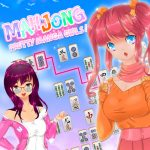 Mahjong Pretty Manga Girls