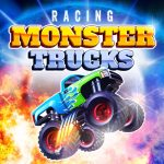 Mega Truck Race Monster Truck Racing Game