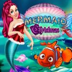 Mermaid Ariel Christmas