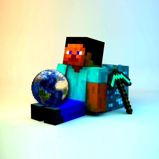 MineBlock Earth Survival