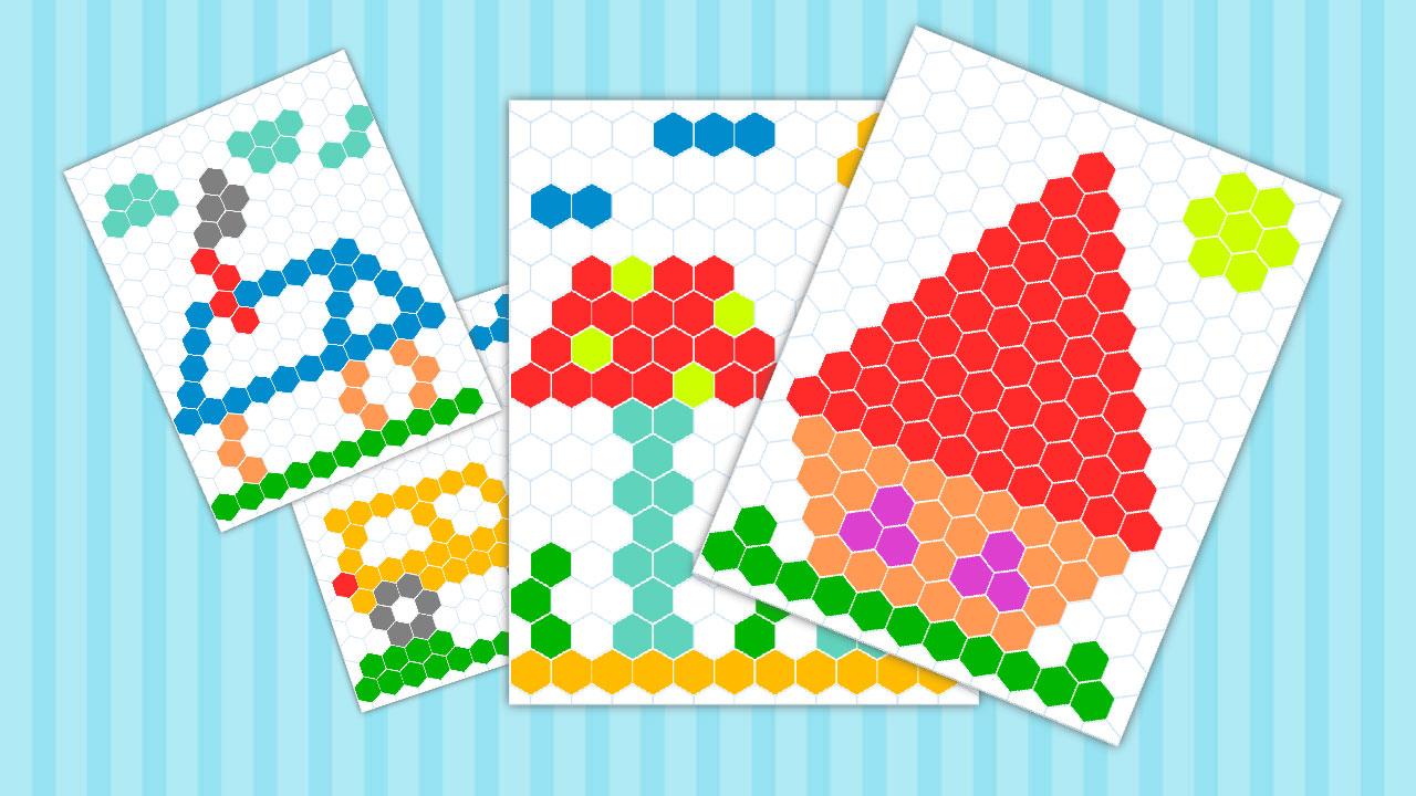Mosaic Puzzle Art