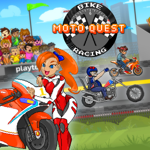 Moto Quest: Bike racing