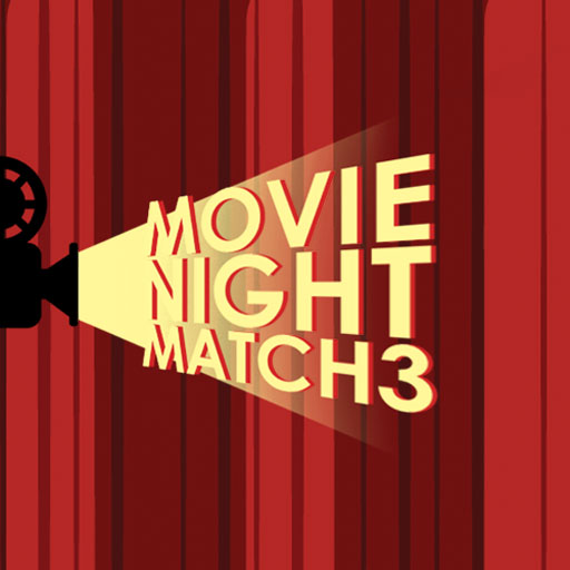 Movie Night Match 3