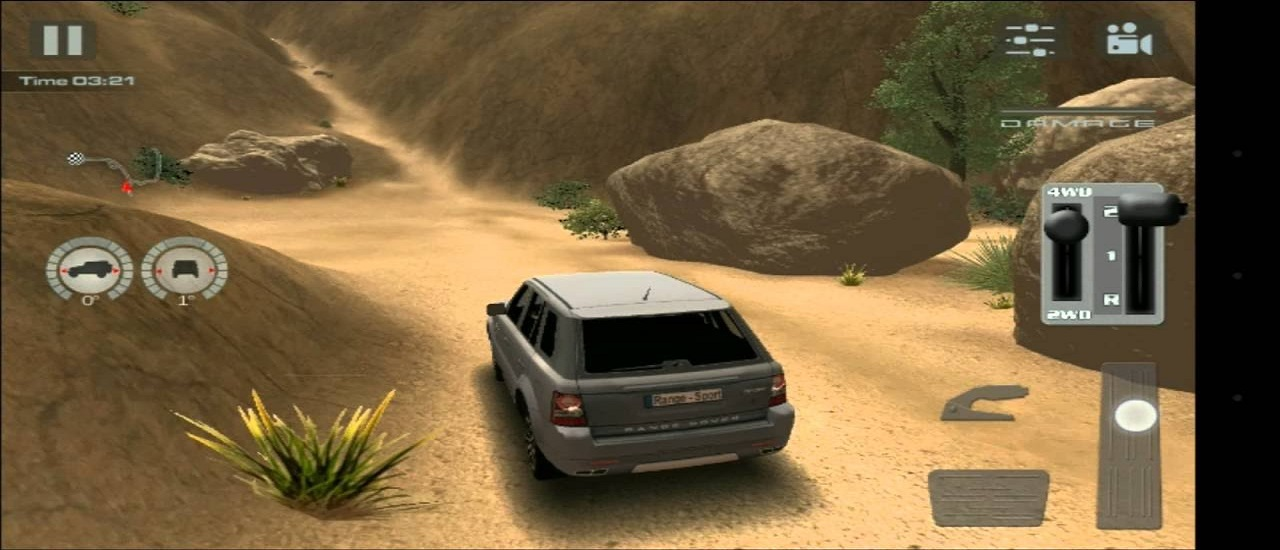 Offroad Land Cruiser Jeep Simulator Game 3D