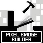 Pixel Bridge Builder