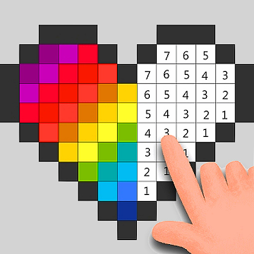 Pixel by Numbers