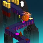 Pixel Rock Escape