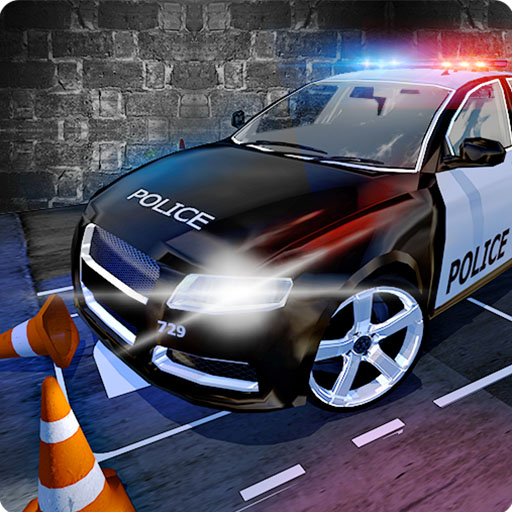 Police Car Parking Mania Car Driving Games