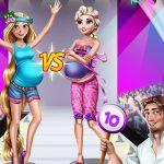 Pregnant Fashion Show