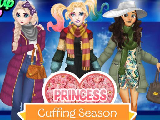 Princess Cuffing Season