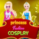 Princess Fashion Cosplay
