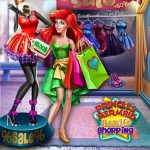 Princess Mermaid Realife Shopping