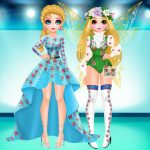 Princess Spring Fashion Show