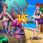 Princess VS Mermaid Outfit