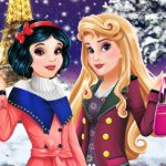 Princess Winter Fashion
